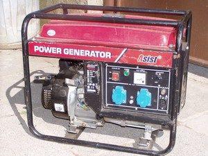 Elektrocentrála 2,5kW